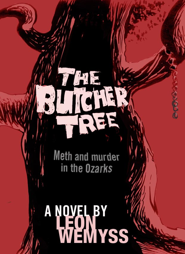 Butcher Tree Cover Art